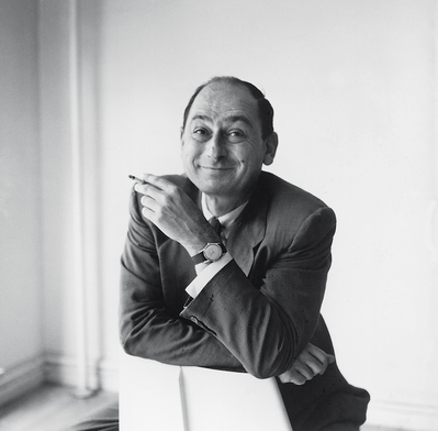 Джордж Нельсон (George Nelson) - великий американский дизайнер XX века.