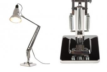 История лампы Anglepoise. Made in England.