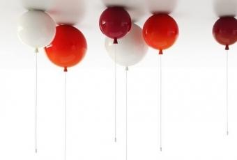 Никто не может грустить, когда у него есть воздушный шарик!
