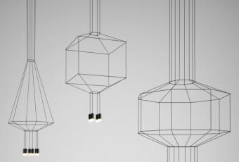 Wireflow от Arik Levy для  VIBIA