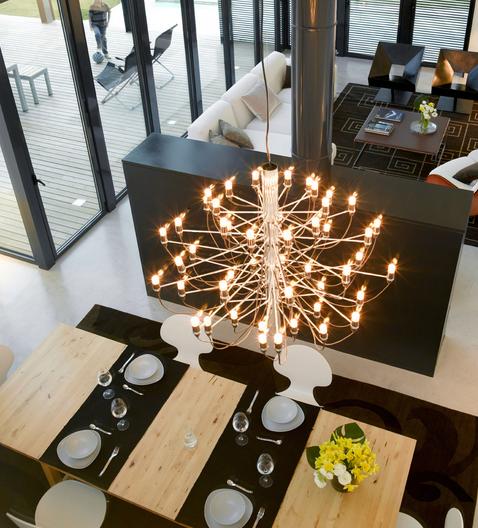Современный дизайн света