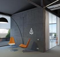 Проект офиса Нового Канала
