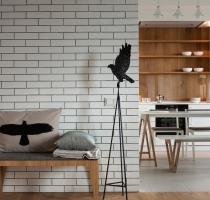 Квартира с птицами